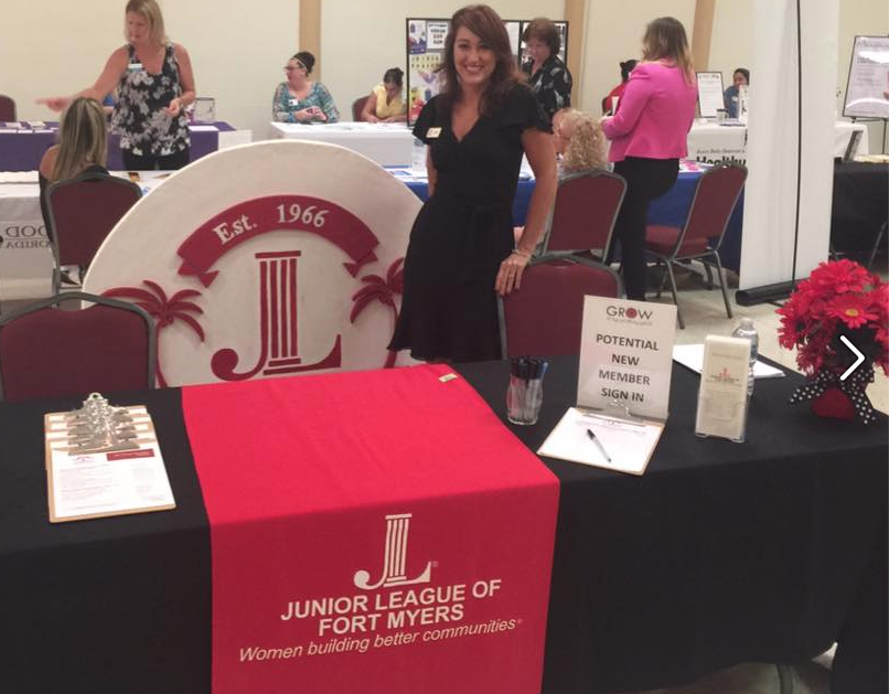 become a member of Junior League of Fort Myers